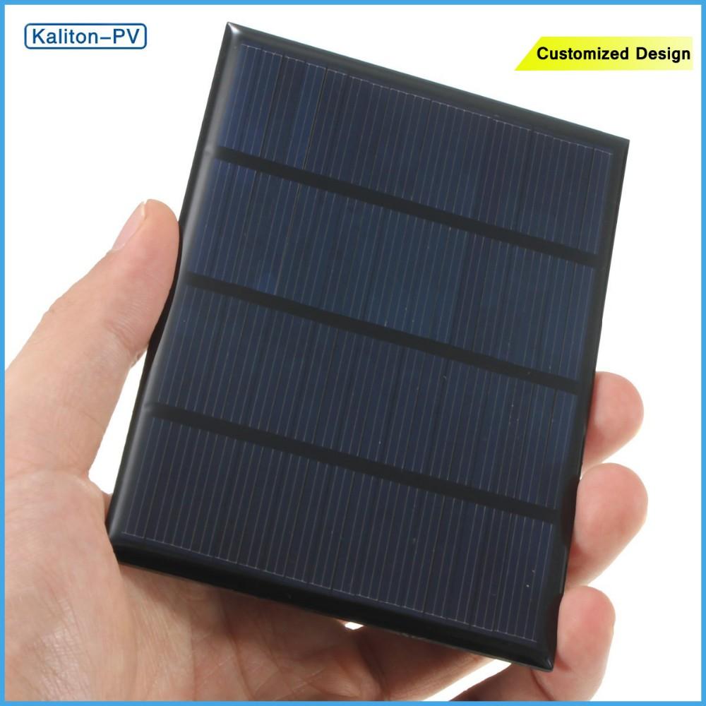 Prezzo Basso 12 V 1.5 W Standard Di Piccola Dimensione Epossidica Pannelli  Solari Mini Celle Solari