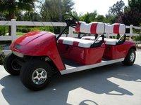 Ezgo limo six seat golf cart $4000.00