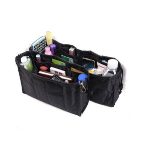 Cheap Price 600D Oxford Women Make Up Storage Bag in Bag