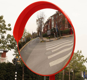 Hot selling road safety traffic convex mirror