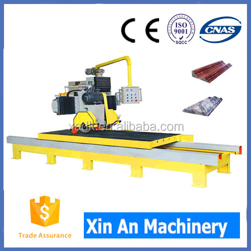 DFQ-600 Granite Stone Edge Profile Cutter Machine