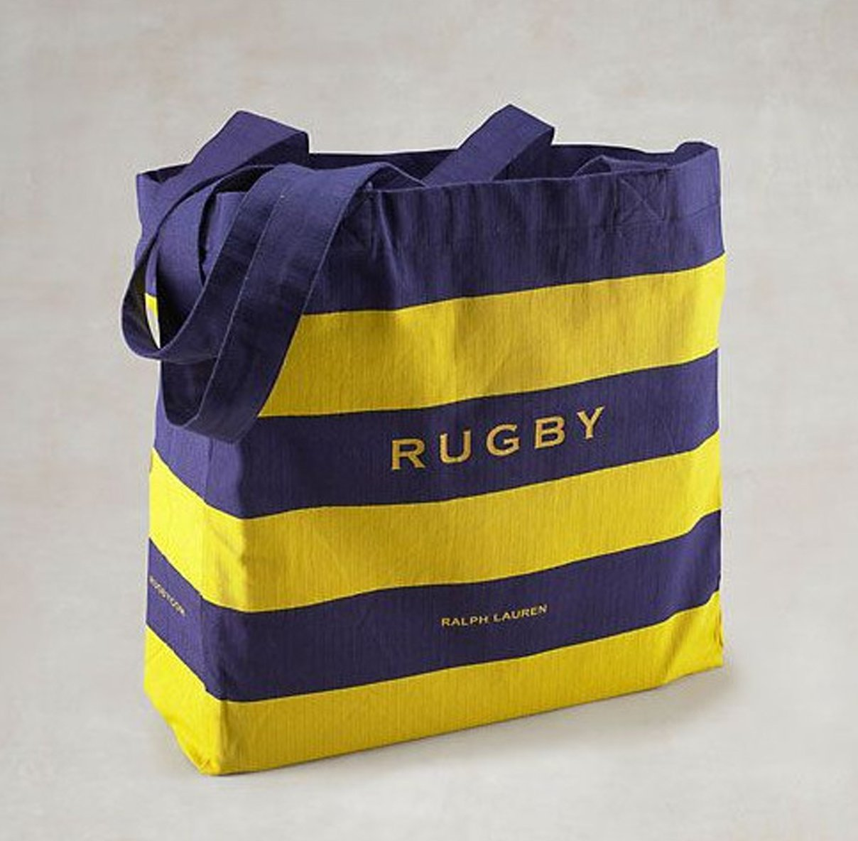 ralph lauren rugby tote bag purple and green polo shirt