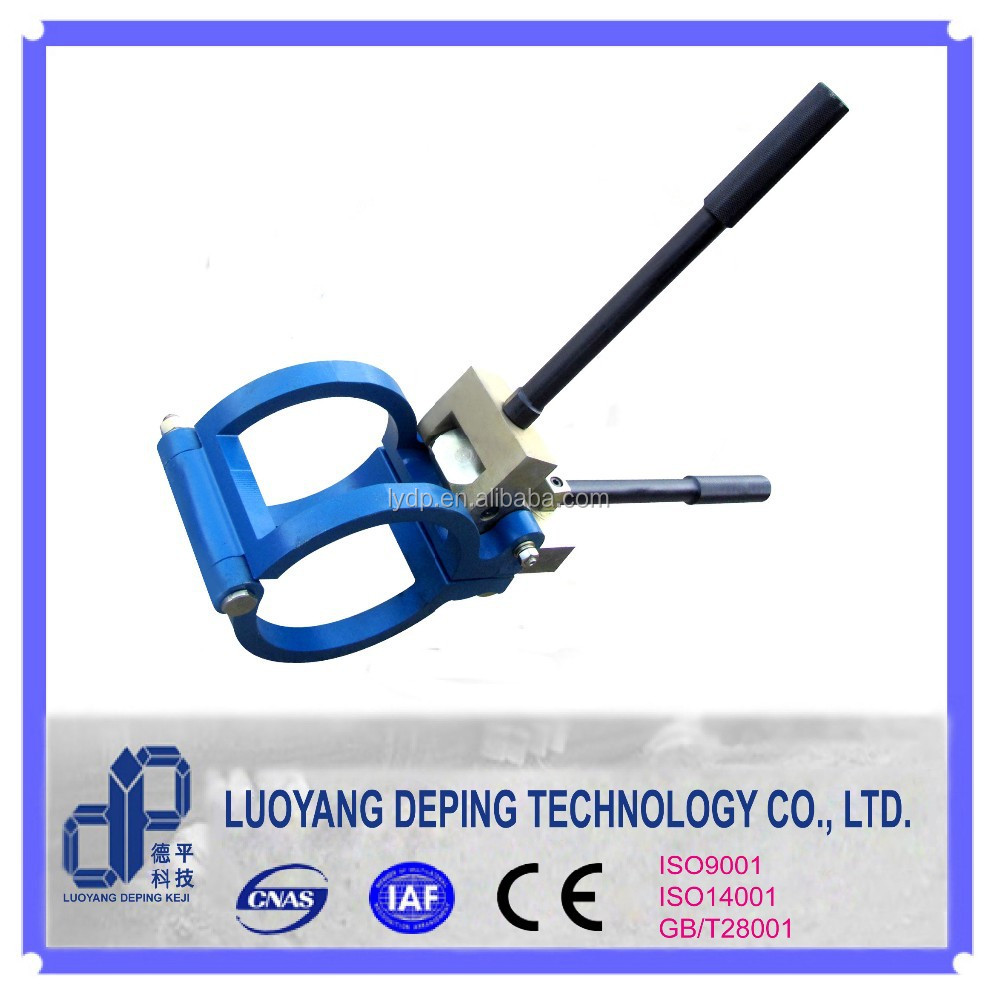 "2""-5"" Mini Size Manual Clamp Type External Pipe Line Up Clamp"