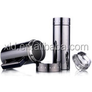 stainless steel flask with handle hot beverage thermos bachelor's flask