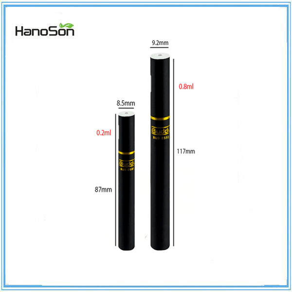 0.8ml liquid for the electronic cigarette buddy DS92 ds80 Cheap Empty Disposable