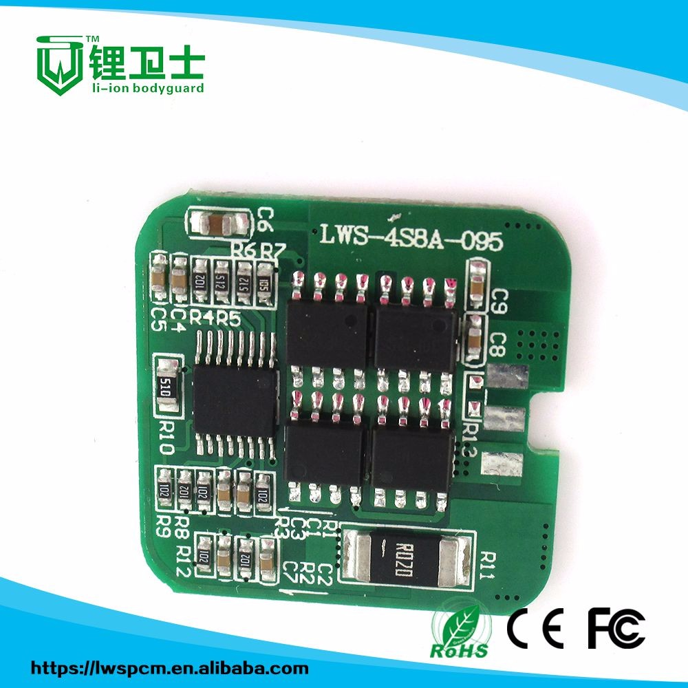 Competitive Price Oem LiFePo4/Li-ion battery PCM 72v bms 48v 13s
