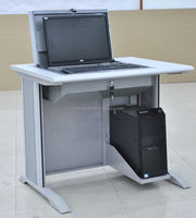 2014 hot sale Office furniture Hide away compact computer desk