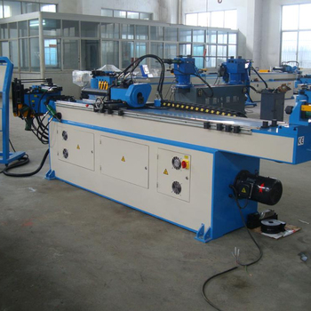 Full-Automatic Hydraulic CNC Pipe Bending Machine with Ce Certificate (GM-SB-168NCB)