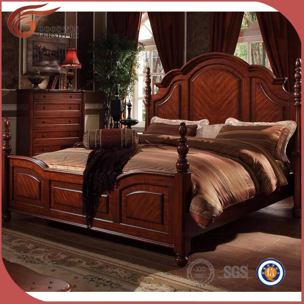 Royal set camera da letto antica, ultima mobili camera da letto king ...