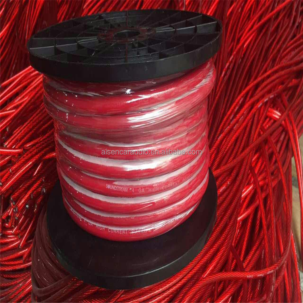 2ga Wire Suppliers And Manufacturers At Electrical Wirepvc Coated Electric Copper Wire7 Stranded