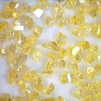 Good Price Of Light Yellow Synthetic Rough Diamond