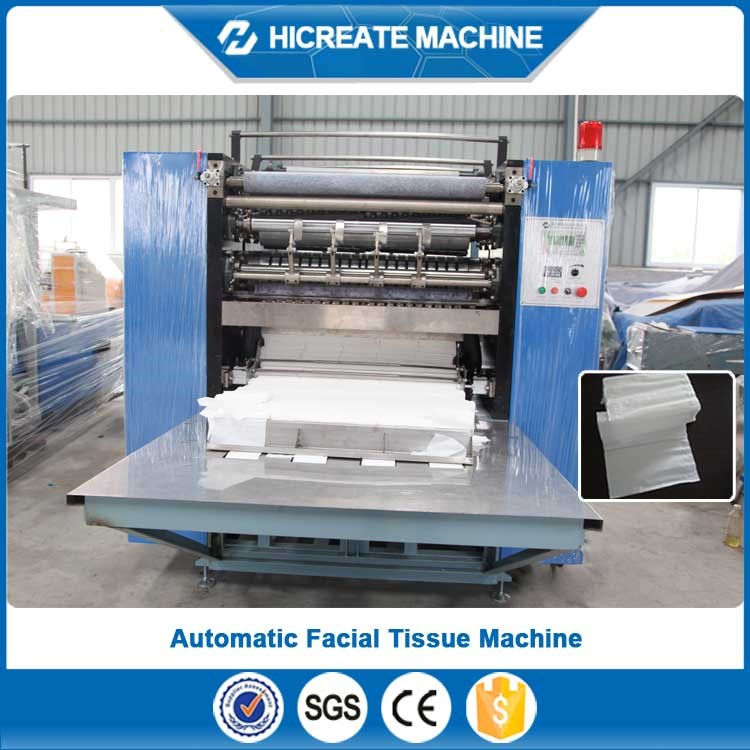 Top quality folding serviette paper Machine Price turn key project service