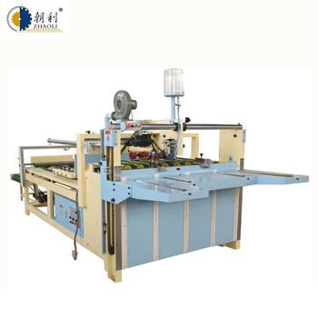 Semi Automatic Corrugated Carton Box Making Machine Prices - Buy Carton Box  Making Machine Prices,Corrugated Carton Making Machine,Carton Making