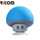 2018 new hot cute mini small creative handsfree wireless promotional gift football BT speaker with handsfree