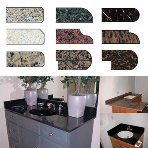 Butiful granite bianco antico kitchen countertop vanity top work top