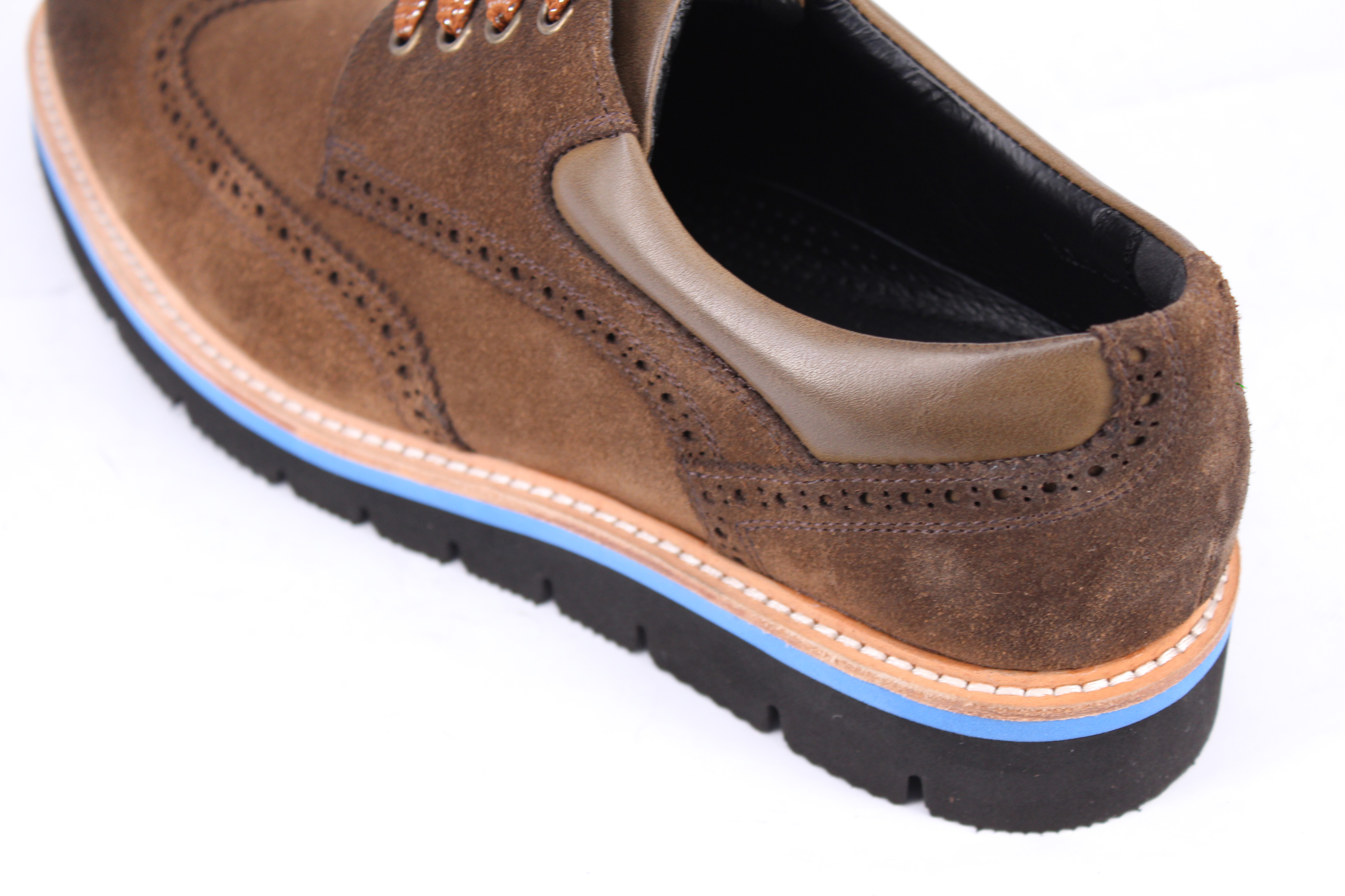 genuine casual leather men brogue shoes shoes suede flat Cow men quality Superior xzBwZfnEH