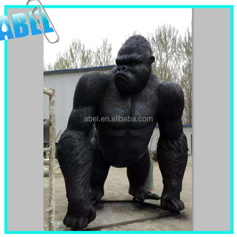 Children Playground Interactive King Kong Model