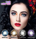 Red eye classic popular lens/ Costume suits cosplay contact lens