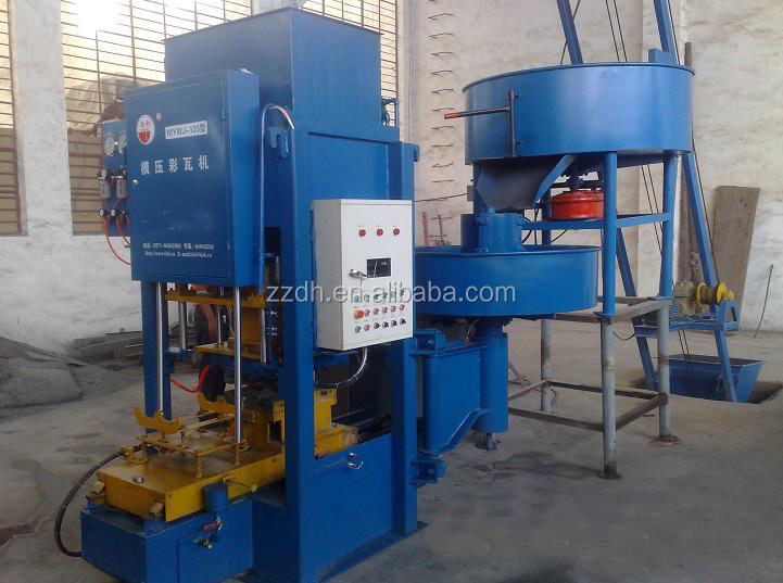 Hot Sale &High Quality Automatic Cement Color Roof Tile Making Machines