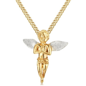 Custom design factory direct new gold chain pendant design for men custom design factory direct new gold chain pendant design for men hip hop angel pendants necklaces aloadofball Gallery