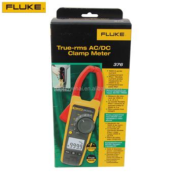 Fluke 376 Clamp Meter Digital - Buy Ac Clamp Meter,Fluke Digital Clamp  Meter,Dc Clamp Meter Product on Alibaba com