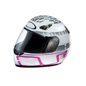 Classic New Full Face Motorcycle Racing Helmet