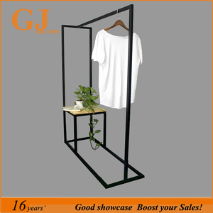 clothing cabinet display design for cloth shop,baby dress display stand,baby dress display