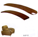 cheap price wholesale plywood sofa armrest chair armrest