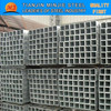 pre gi square/rectangular steel tube tensile strength of construction steel sold to myanmar