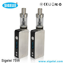 Sigelei 75W Sigelei 75 Watt Box Mod with Variable and Temperature control