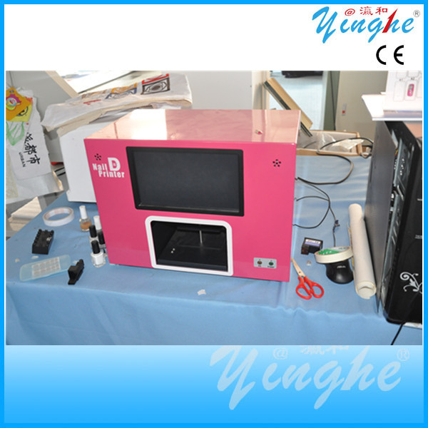 Nail Art Printing Machine 3d Nail Printer - Buy 3d Nail Printer ...