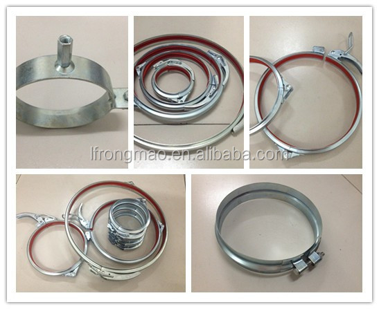 Galvanized rapid lock for ductwork fittings buy