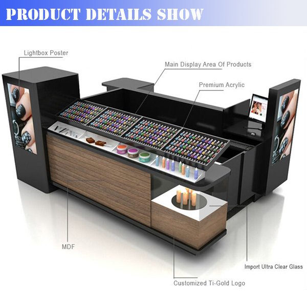 wholesale cosmetics display cosmetic display counter buy
