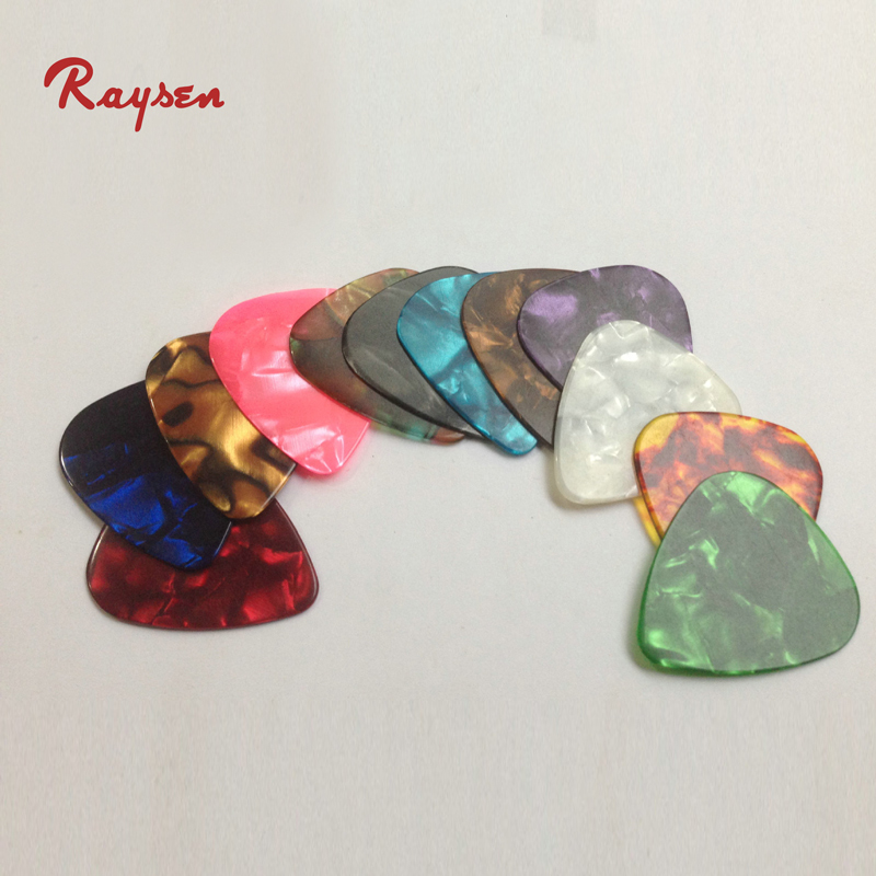 Cheapest quality guitar thumb picks wholesale 0.46 0.71 1.0 1.2 1.5 mm