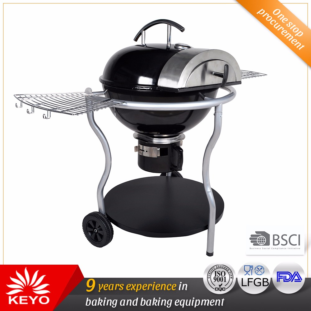 Hottest Charcoal Grill Machine Portable Stone Bake Pizza Oven