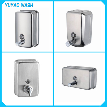 liquid foam soap dispenser bathroom accessories stainless steel dubai - Bathroom Accessories Dubai