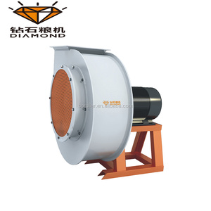 Ventilation cewntrifugal blowers and fans for firepower generator set
