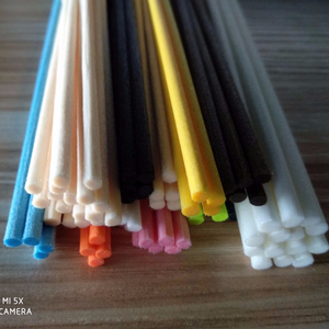 Pink fiber stick aroma diffuser reed stick