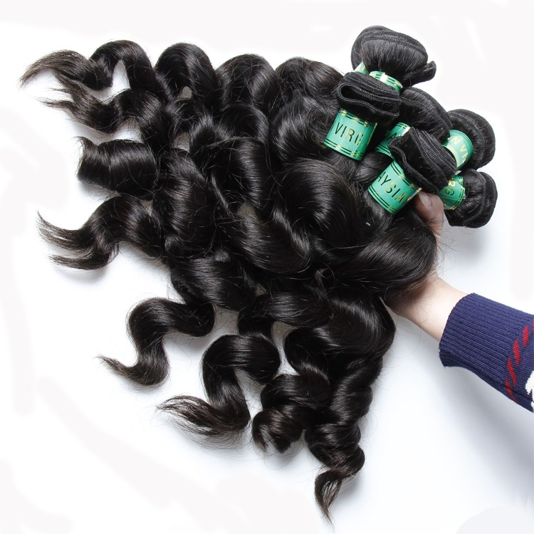 Xbl Soft And Smooth Virgin Hair Double Weft Hair Extensions Factory