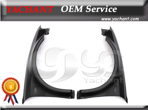 Trade Assurance Carbon Fiber OEM Style Front Fender Fit For 1998-2000 Evolution EVO 5 6 Front Fender