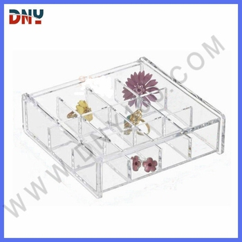 Wholesale Furniture Acrylic Tray Acrylic Storage Box,acrylic Jewelry Box