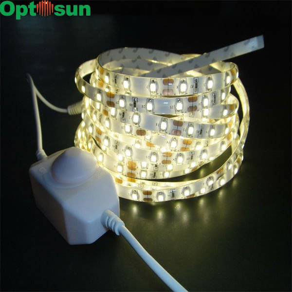 Ce/rohs Listed Dimmable Led Rope Light 12v