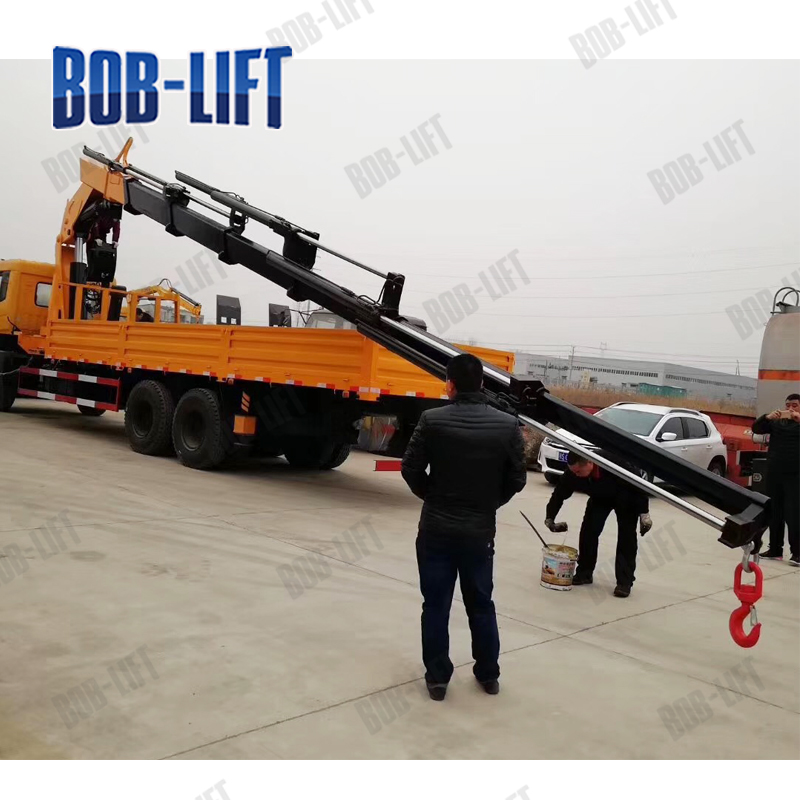 Good Price Types of Heavy Duty 25 ton Mobile Construction Hydraulic Cranes