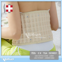 back support brace inflatable Lower Back Pain Relief Decompression traction Physical belt for new invention