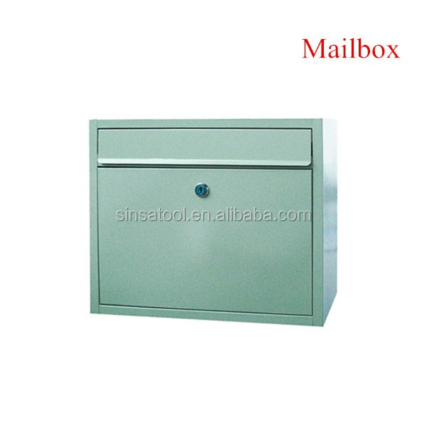 supplier wall mount mail box postbox
