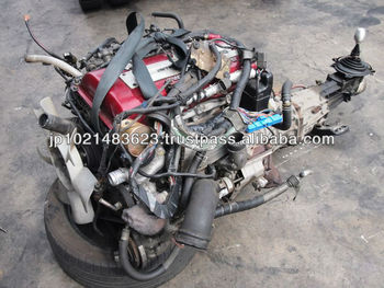silvia sx srdet japanese  car engine motor    parts  diesel