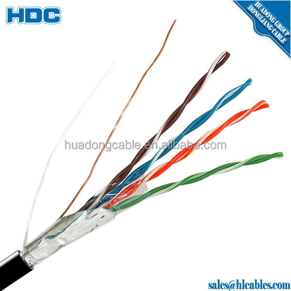 UL/UTP Cat6/Cat5 cable Twisted 4 Pair Cat 6 Network Cable