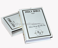 Bulk buy large quantity holy bible printing with good service