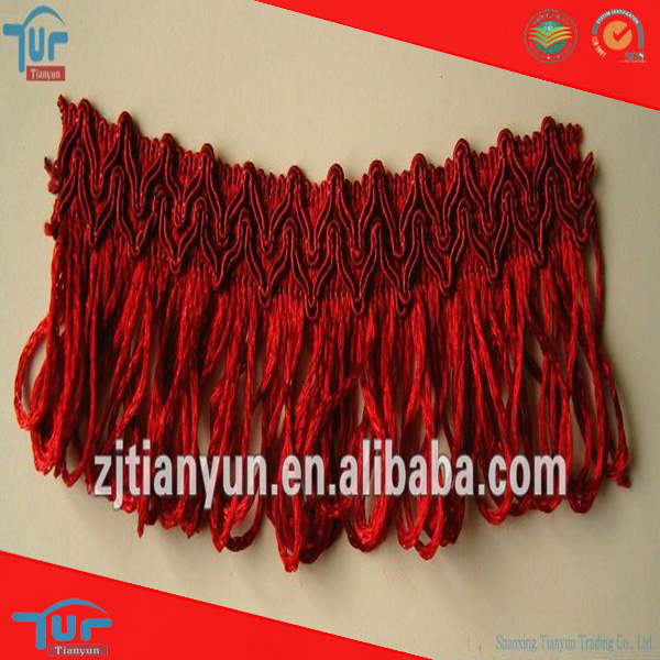 Mini Tassels Curtain Tieback Wholesale Tassel