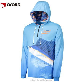 Custom printed short sleeve polyester fishing shirt buy for Polyester fishing shirts